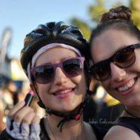 25ος Ποδηλατικός Γύρος Αθήνας: Skirt Ride