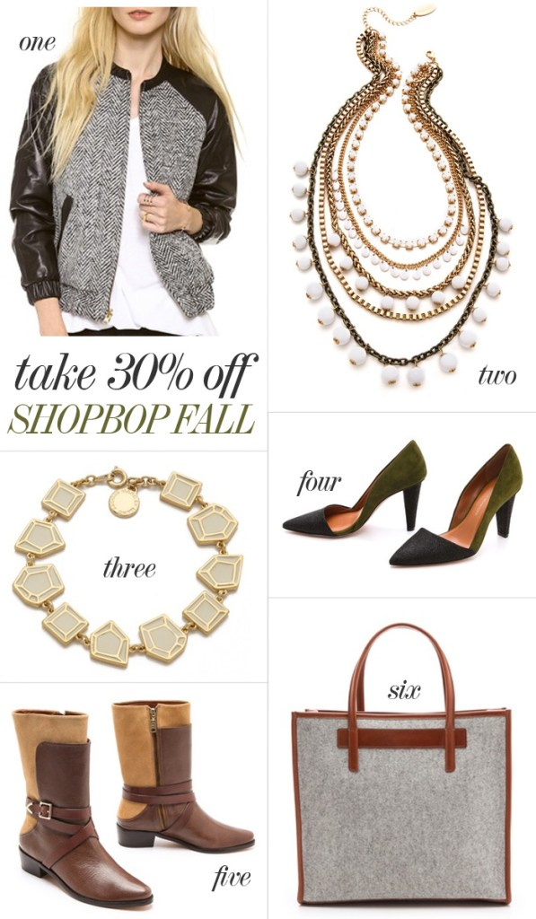 Rebecca Minkoff Shoes; Adia Kabur necklace; Marc by Marc Jacobs bracelet; Graf & Lantz felt tote; Laveer Leather Sleeve Bomber