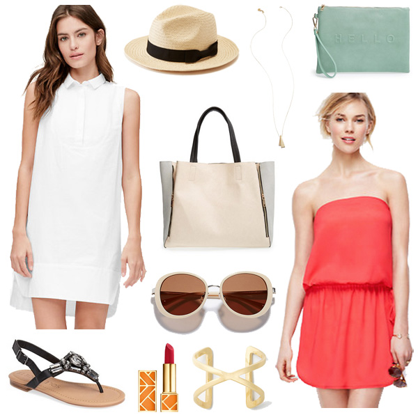 Skirt The Rules // Spring Vacation Essentials