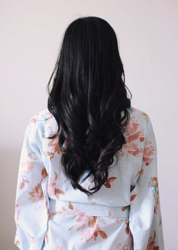 Skirt The Rules // Hair Styling Tips for Long Lasting Curls