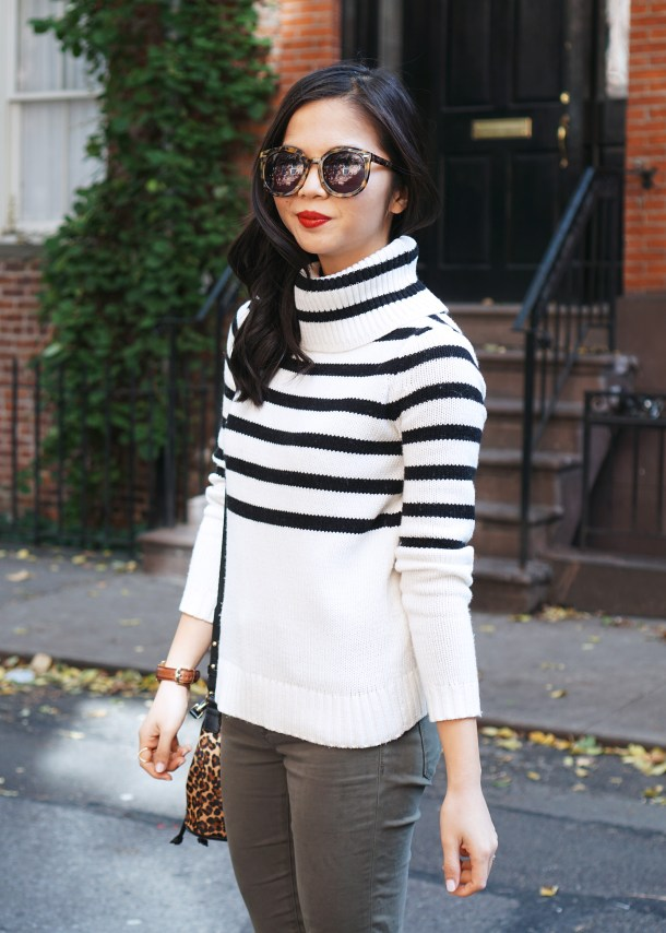Fall Sweater Trends: Turtlenecks