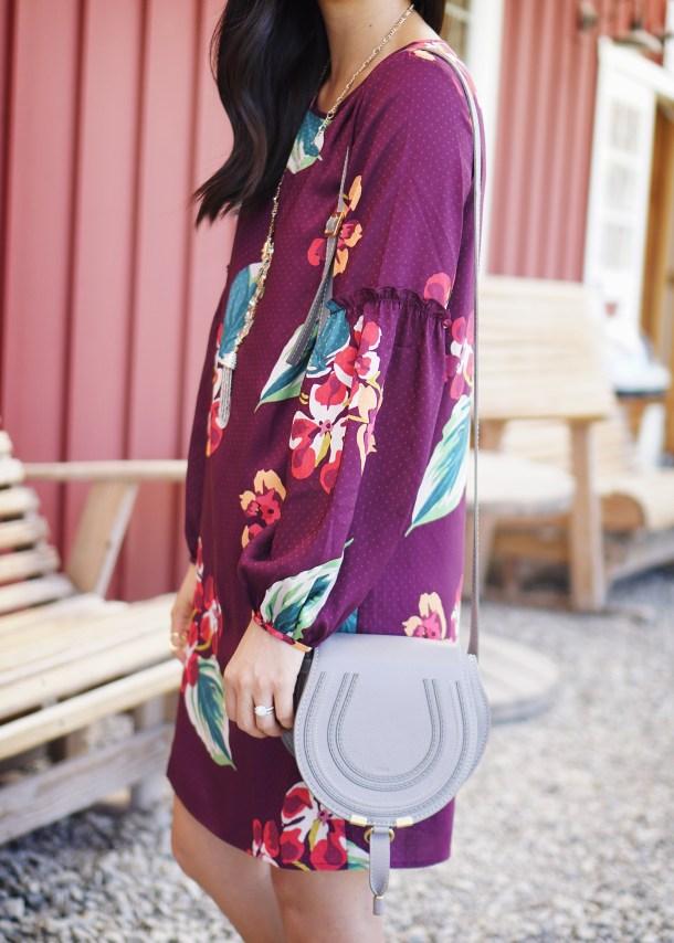Designer Bag: Chloe Mini Marcie Crossbody Bag