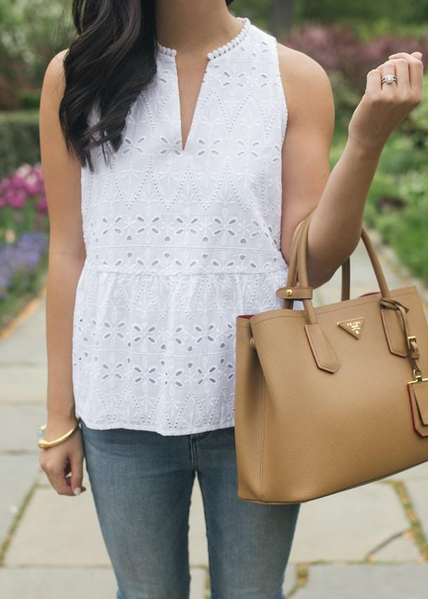 Discount Designer Bag / Prada Cuir Tote Bag