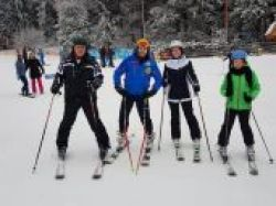 ski lessons with top ski instructor of poiana brasov resort