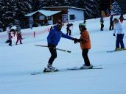 kids private ski lessons one to one with R&J ski instructor in poiana brasov