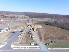 Directional drilling under RT 50
