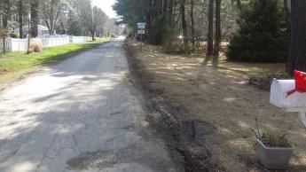 Carroll & Pennick Roads rough restoration