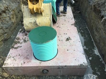 Sewer Drain Field Intrusion