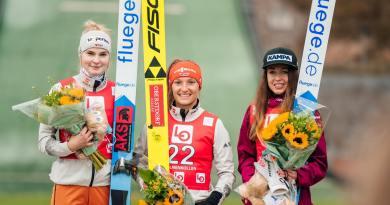 Dreifachsieg der DSV-Damen beim Continentalcup in Oslo