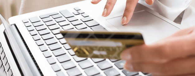 A small business necessity: The sign-up web form that captures a credit card payment