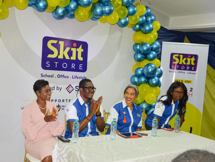 Skit Store Gwarinpa Launch