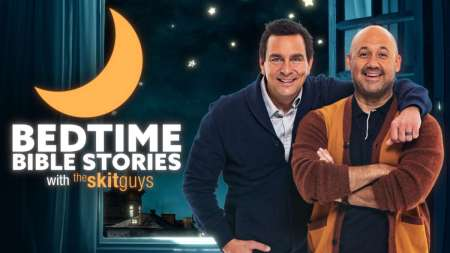 The Skit Guys Bring Hope, Laughter Through Popular Family Video Series 'Bedtime Bible Stories With the Skit Guys'