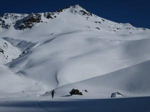 Ski touring Fox Pk - Roundhill