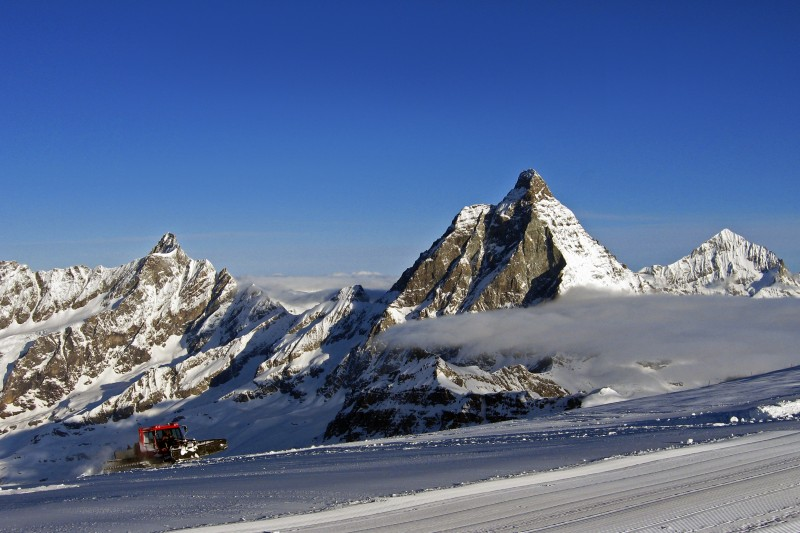 Best Spring Skiing in Europe Zermatt