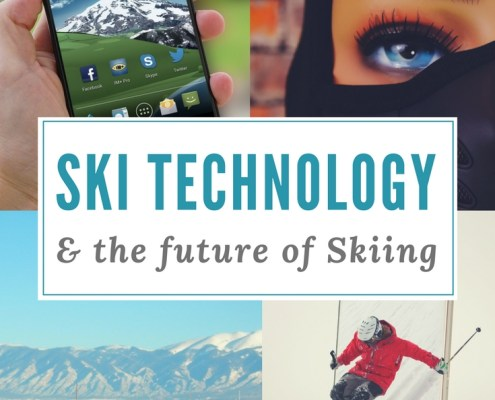 ski technology and future of skiing Pinterest