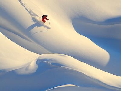 Weihnachten Skiurlaub