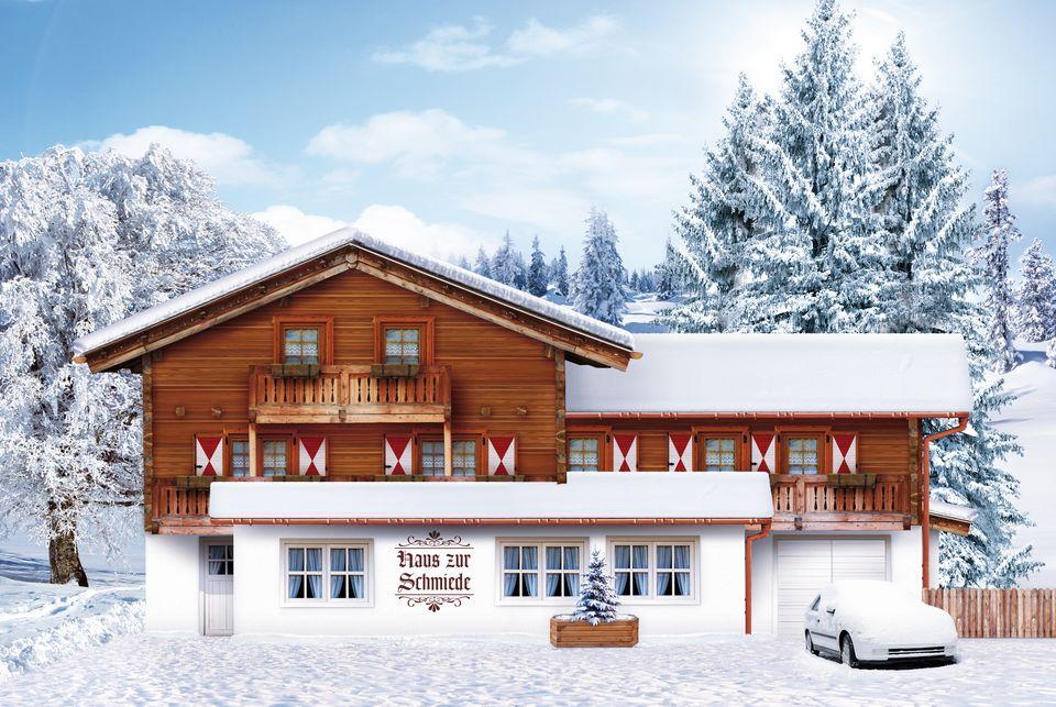 Appartements Schmiede - Saalbach ab 299€