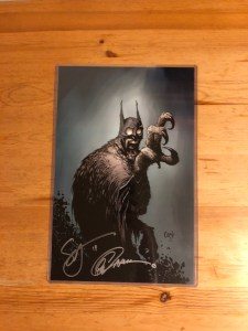 Batman Court of Owls Poster
