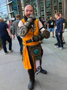 Diablo III Monk by @bumbinch