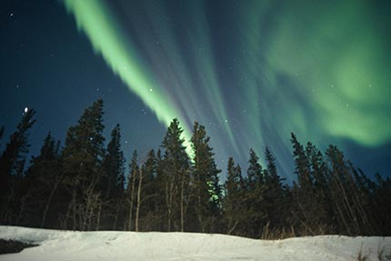 Northern Lights Viewing