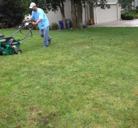 Overland-Park-lawn-aerating-Leawood-Kansas-City