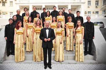 crimean chamber choir Stichting Klassiek Leek