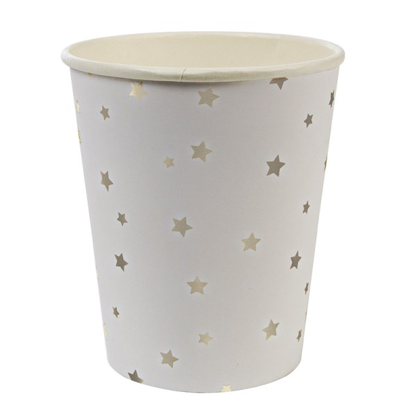 silver star party cups