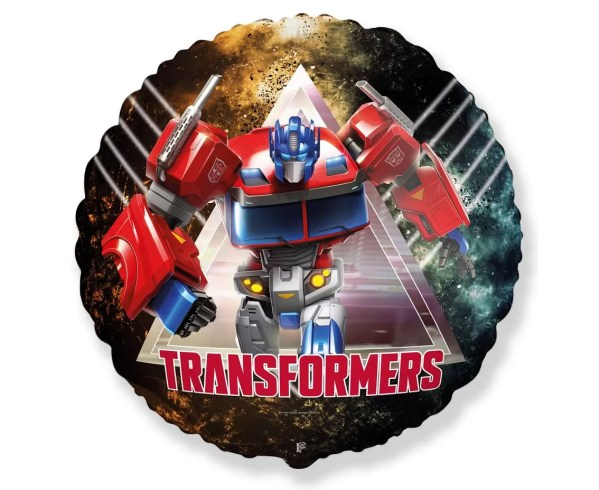 BALON TRANSFORMERS OPTIMUS 46 CM