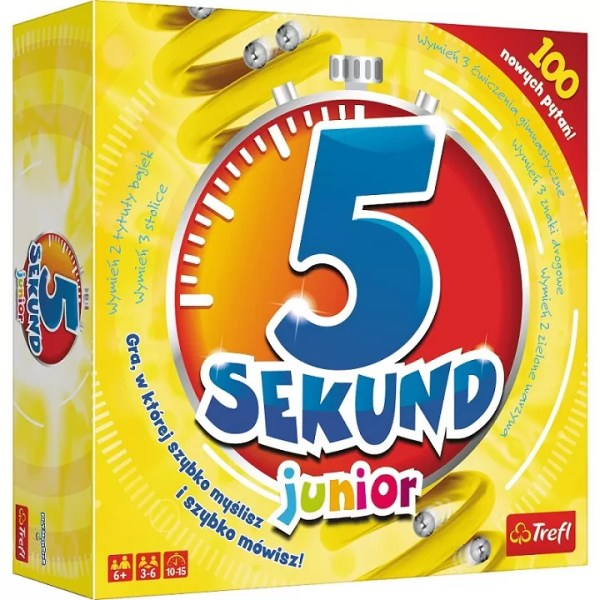 5 SEKUND JUNIOR 1