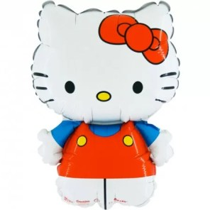 BALON HELLO KITTY 80 CM