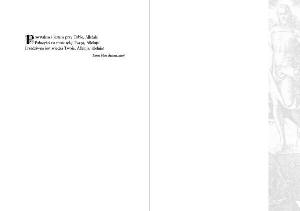 Kartka wielkanocna - wzór 1