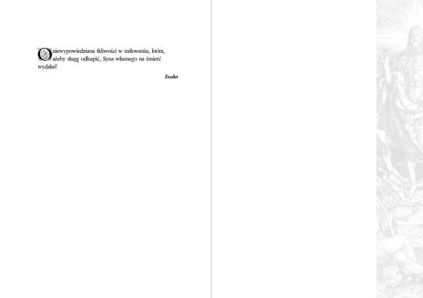 Kartka wielkanocna - wzór 4