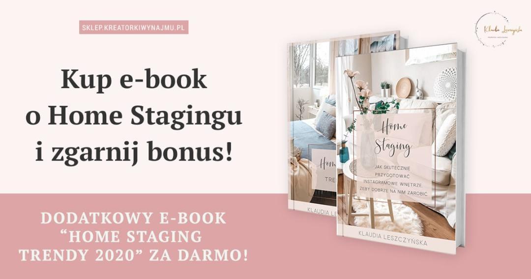 Home Staging Książki