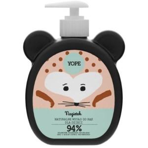 YOPE NAGIETEK – naturalne mydło do rąk dla dzieci