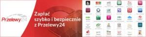 Płatności internetowe Przelewy24