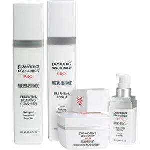 PEVONIA Linia Spa Clinica® Pro Micro-Retinol™