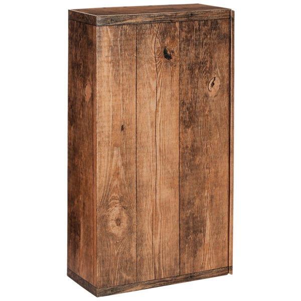 pudełko prezentowe skrzynka nadruk drewno