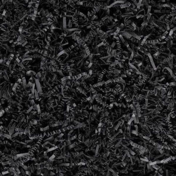 Naturalny czarny wypełniacz do paczek