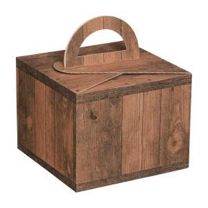 Pudełko prezentowe z rączką box