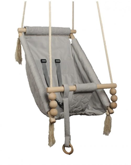 Huśtawka dla niemowlaka. Leżaczek-bujaczek z regulacją oparcia!