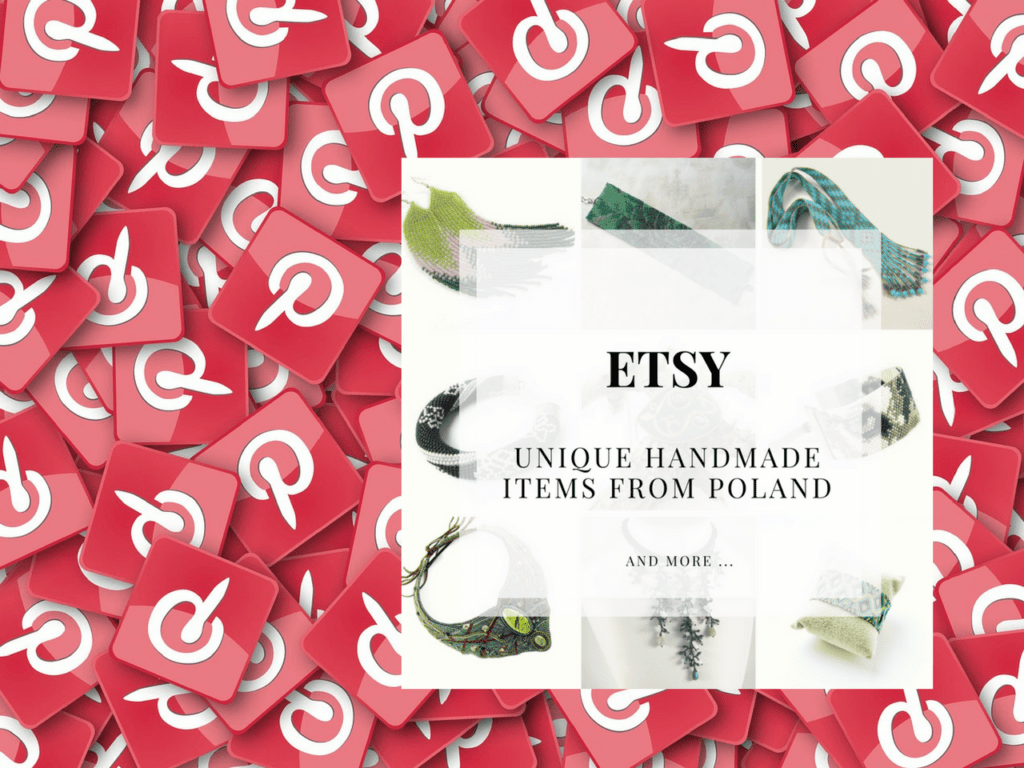 Tablica grupowa na Pinterest: Etsy - Unique handmade items from Poland