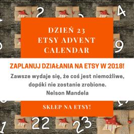 DZIEŃ 23