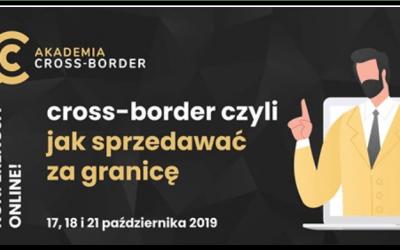 Sprzedaż za granicą – Konferencja Cross-Border