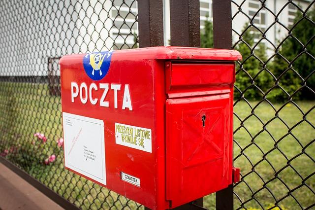 Wysyłka – Poczta Polska
