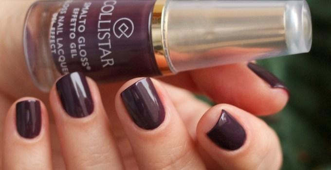 Collistar Gloss Nail Lacquer #563 Borgogna Anna