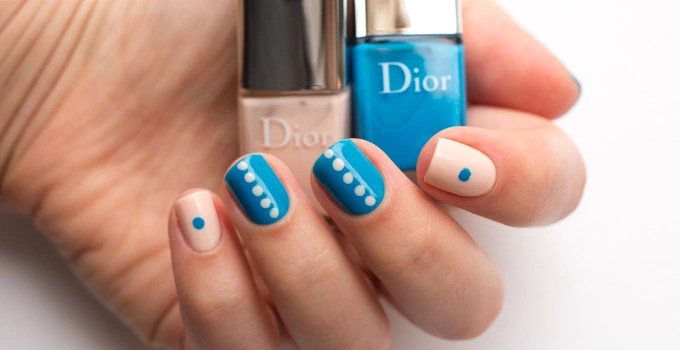 Dior Polka Dots #001 Pastilles summer 2016 collection swatches