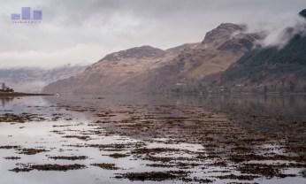 Low Cloud Loch Duich