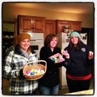 Easter Egg Hunt:: Easter