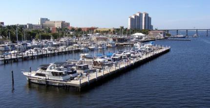 Ft. Myers City Yacht Basin
