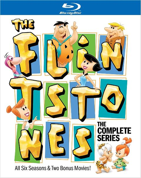 The Flintstones: The Complete Collection